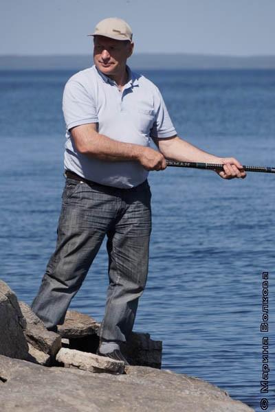 Баскаков рыбалка Аргази