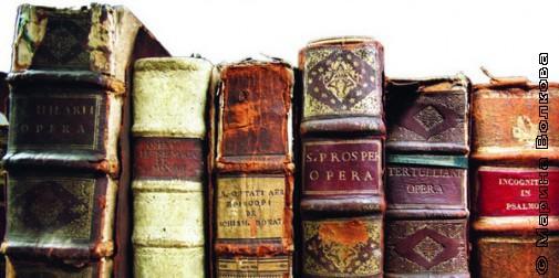 Книги в офисе
