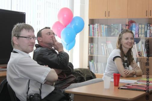 """На встрече с редакцией журнала """"Урал"""""""