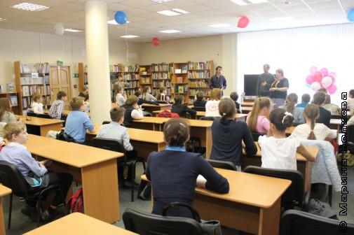 265-й марафон в библиотеке Екатеринбурга