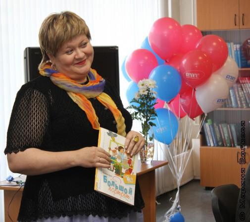 Елена Сыч о поэзии и о себе