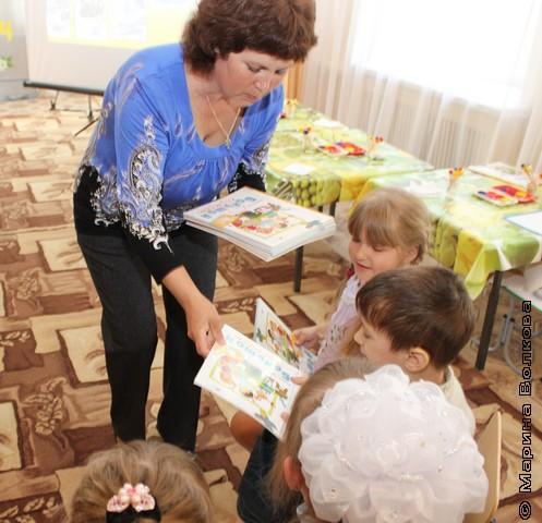 Подарки от Детского фонда