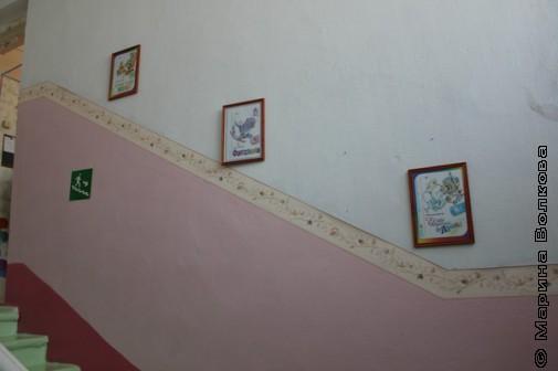"""Портреты книг """"Издательства Марины Волковой"""" в детском саду № 14"""