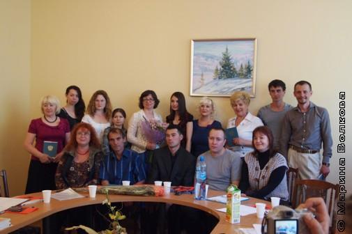 Литературное братство выпускников 2011-го и 2012-го