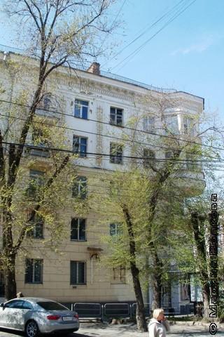 Май 2012. На улице Пушкина