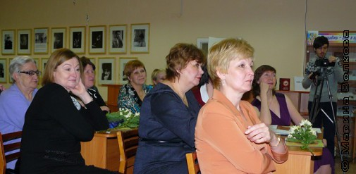 Юбилей библиотеки Мамина-Сибиряка, 2011 г.