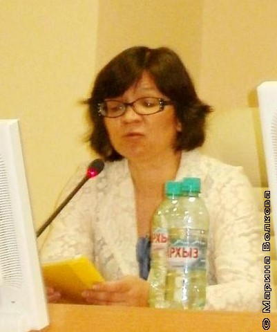Читает Нина Ягодинцева