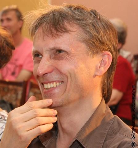 Творческий вечер Михаила Придворова
