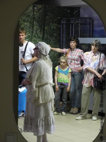 Фрагмент вечера Н.Б.Рубинской
