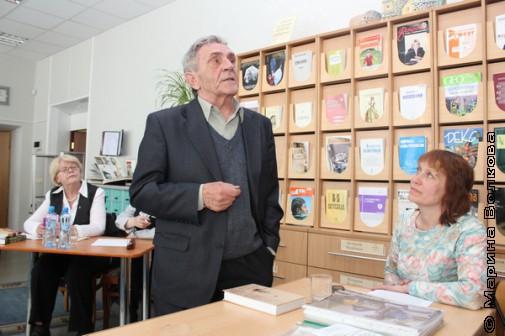 Владимир Черноземцев и Наталья Княжук