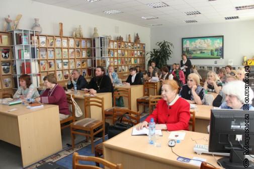 Круглый стол в ЧГАКИ