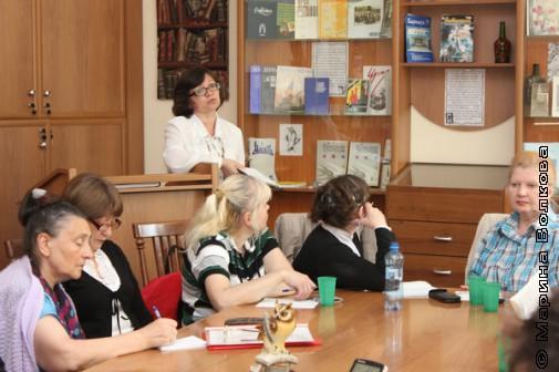 Нина Ягодинцева о региональной издательской деятельности