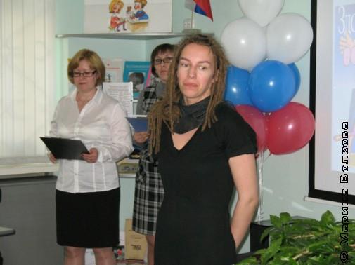 Анна Волкова, Издательство Марины Волковой