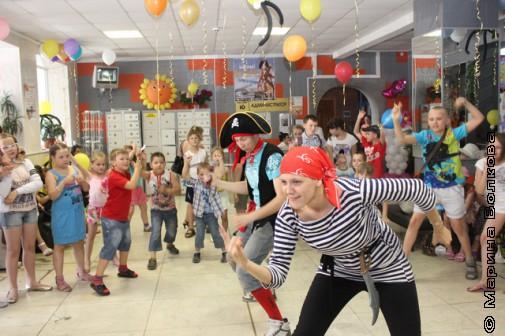 День защиты детей быстро перешел в День пиратов