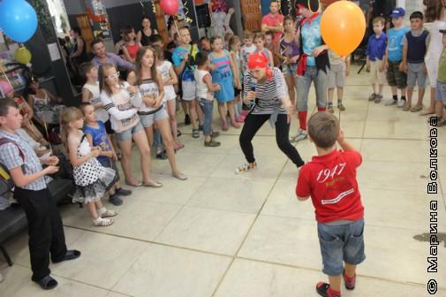 Международный день защиты детей в Челябинске