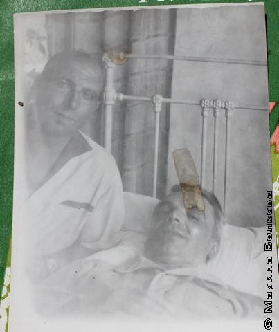 Г.Е. Осетров и Л.И.Куликов