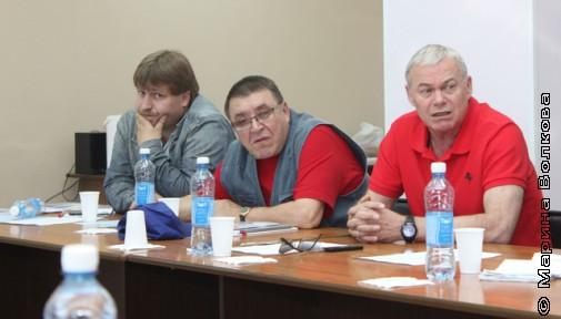 Д.Моргулес, В.Дугинец, Б.Мизрахи
