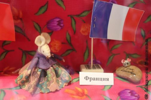 Мыши Франции