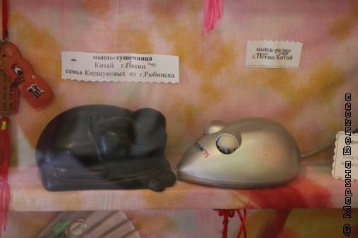 Мыши из Китая