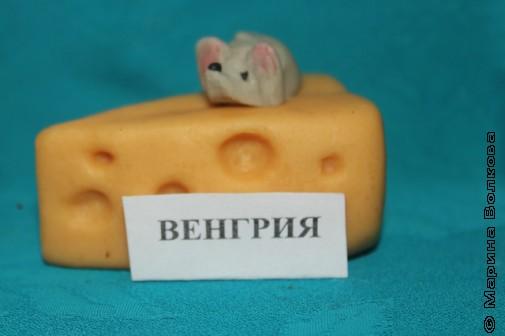 Мышь венгерская