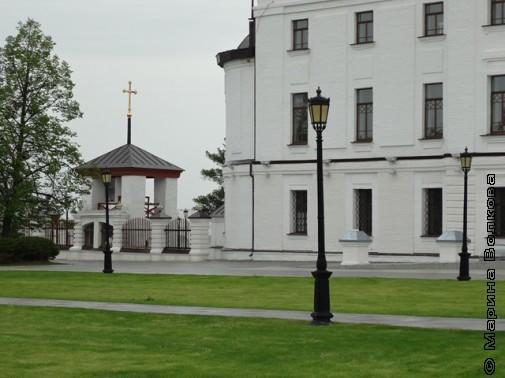 Тобольск, территория Кремля