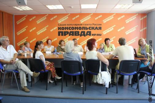 Мы слушаем белорусских писателей
