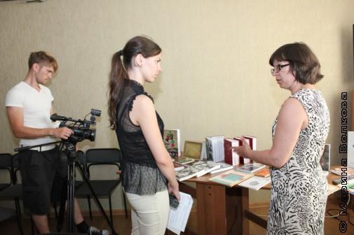 О региональных издательских проектах - для телевидения Екатеринбурга