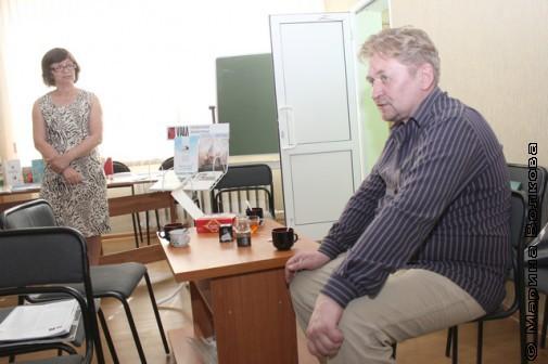 Нина Ягодинцева и Вадим Дулепов