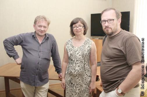 Вадим Дулепов, Нина Ягодинцева, Андрей Расторгуев