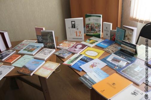 Региональные издательские проекты из собрания Нины Ягодинцевой
