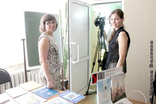 Запись интервью Нины Ягодинцевой для екатеринбургского ТВ