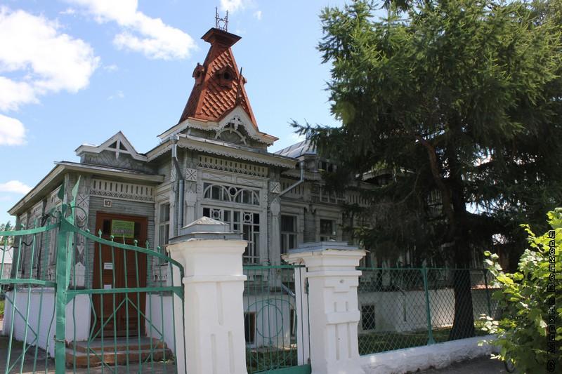 Библиотека Гороховца