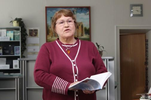 Алевтина Григорьевна Терпугова
