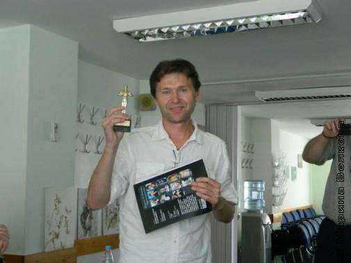 Вадим Борисов - призер конкурса