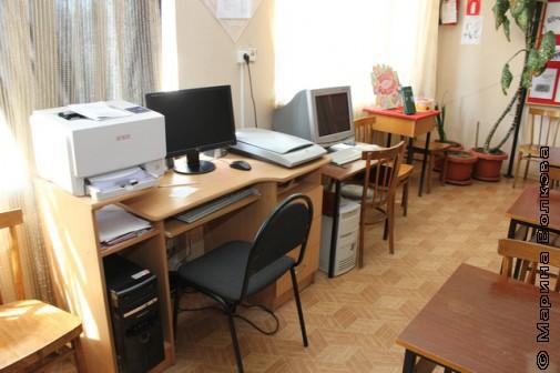 Библиотека села Миасское