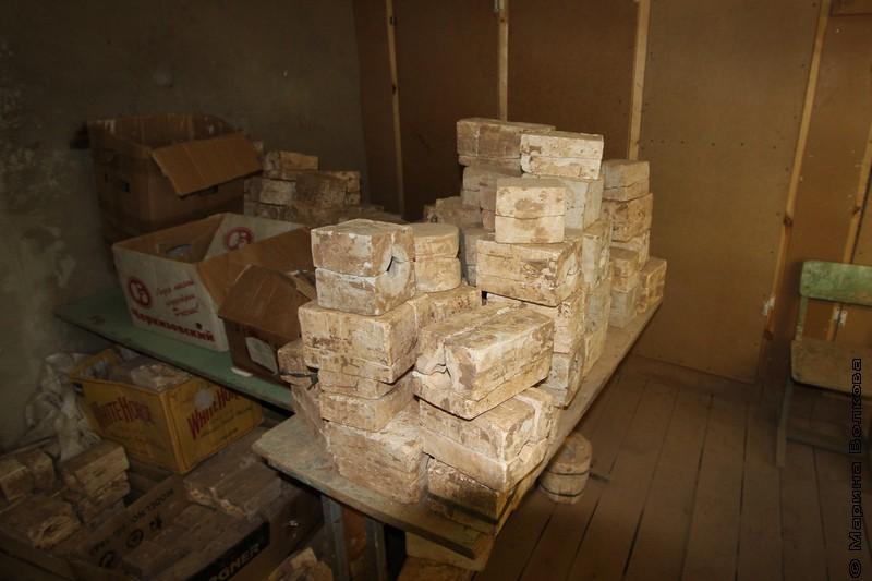 Формы для обжига керамики