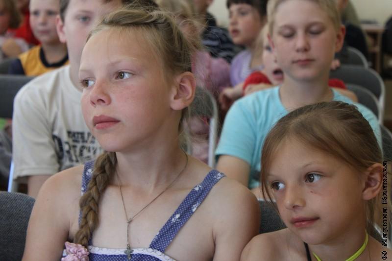 Дети Ростова Великого