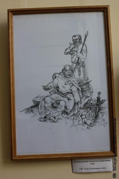 Выставка Ивана Купцова