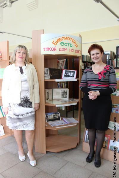 Светлана Протазанова и Ольга Кузнецова