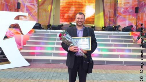 Андрей Сметанин - лауреат