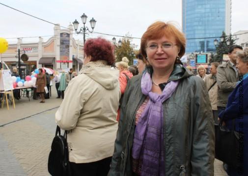 Библиотекарь Вера Штыхван