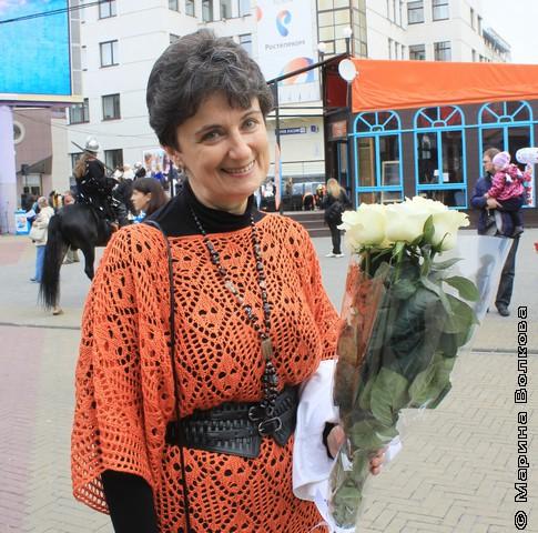 Поэт Ирина Аргутина