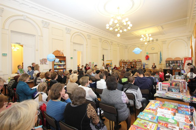 Фестиваль непрочитанных книг