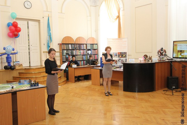 Библиотекари СОБДЮ открывают фестиваль