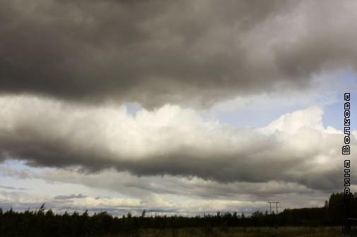 Небо у Аргаяша