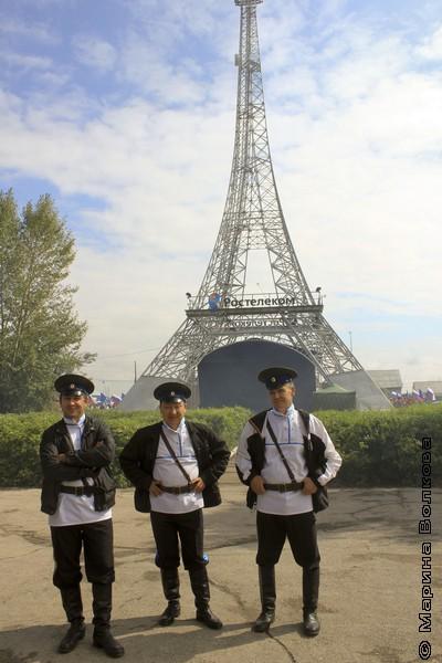 Парижские улочки
