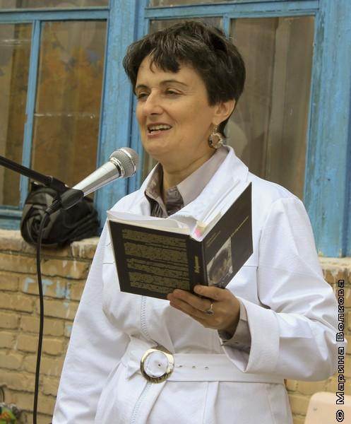 Ирина Аргутина в Париже