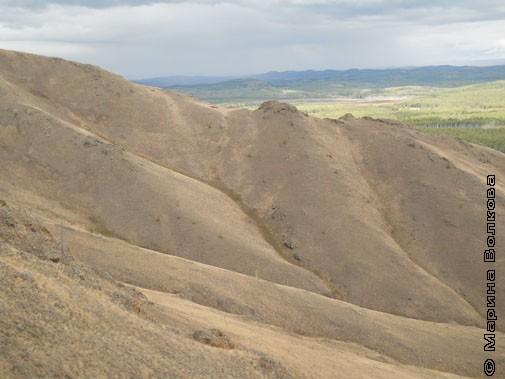 Мягкие склоны
