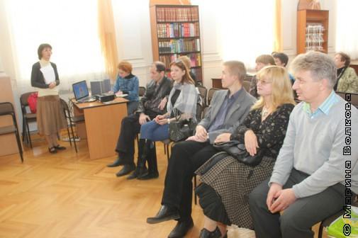 Ольга Колпакова начинает церемонию объявления финалистов премии