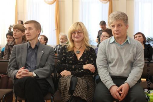 Во время церемонии